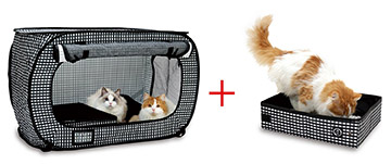 5f1d01325d Top Recommended Travel Cat Carriers with a Built-In Litter Box