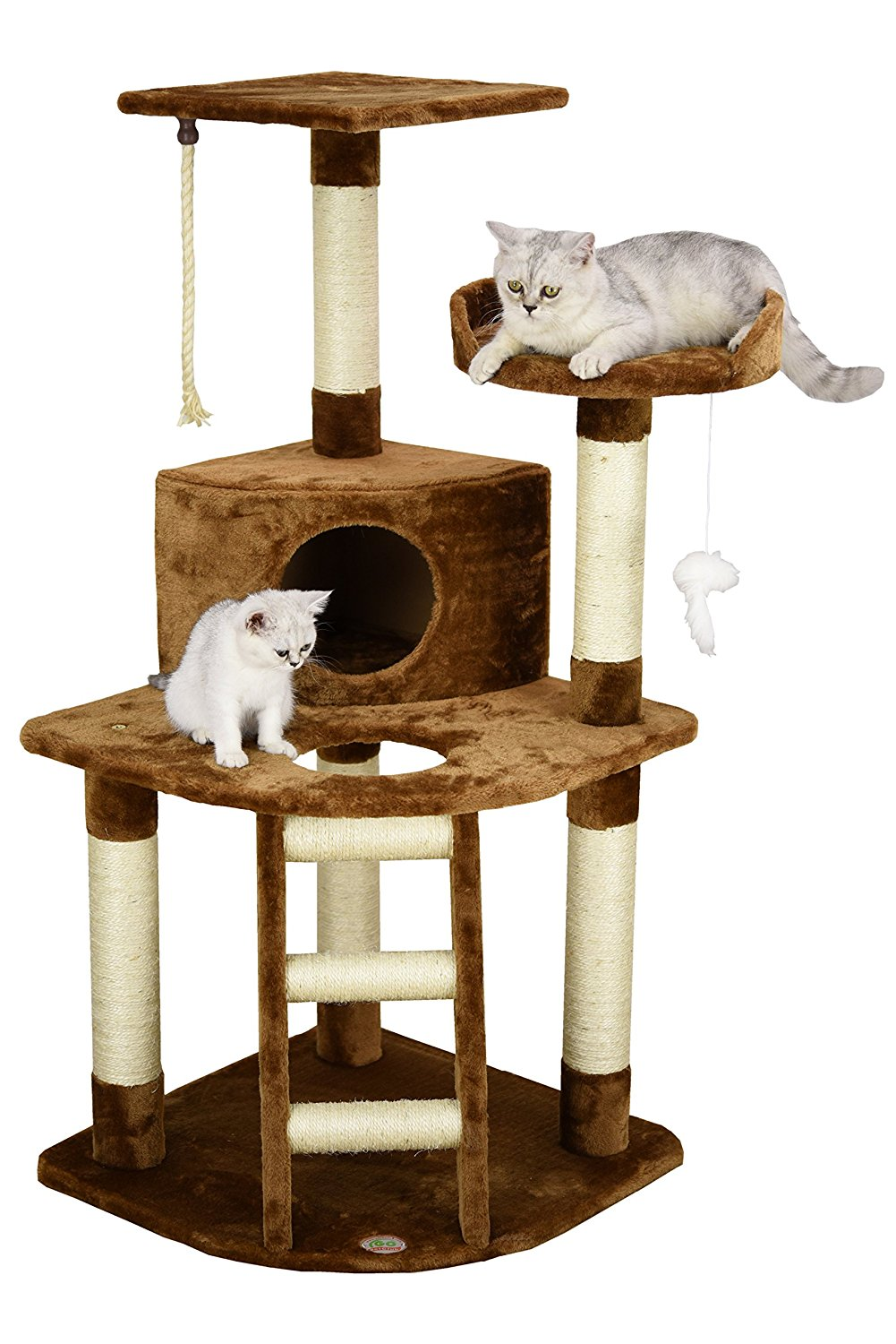 Top 5 Cat Trees for Bengals