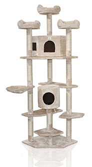 Cat tower not to buy