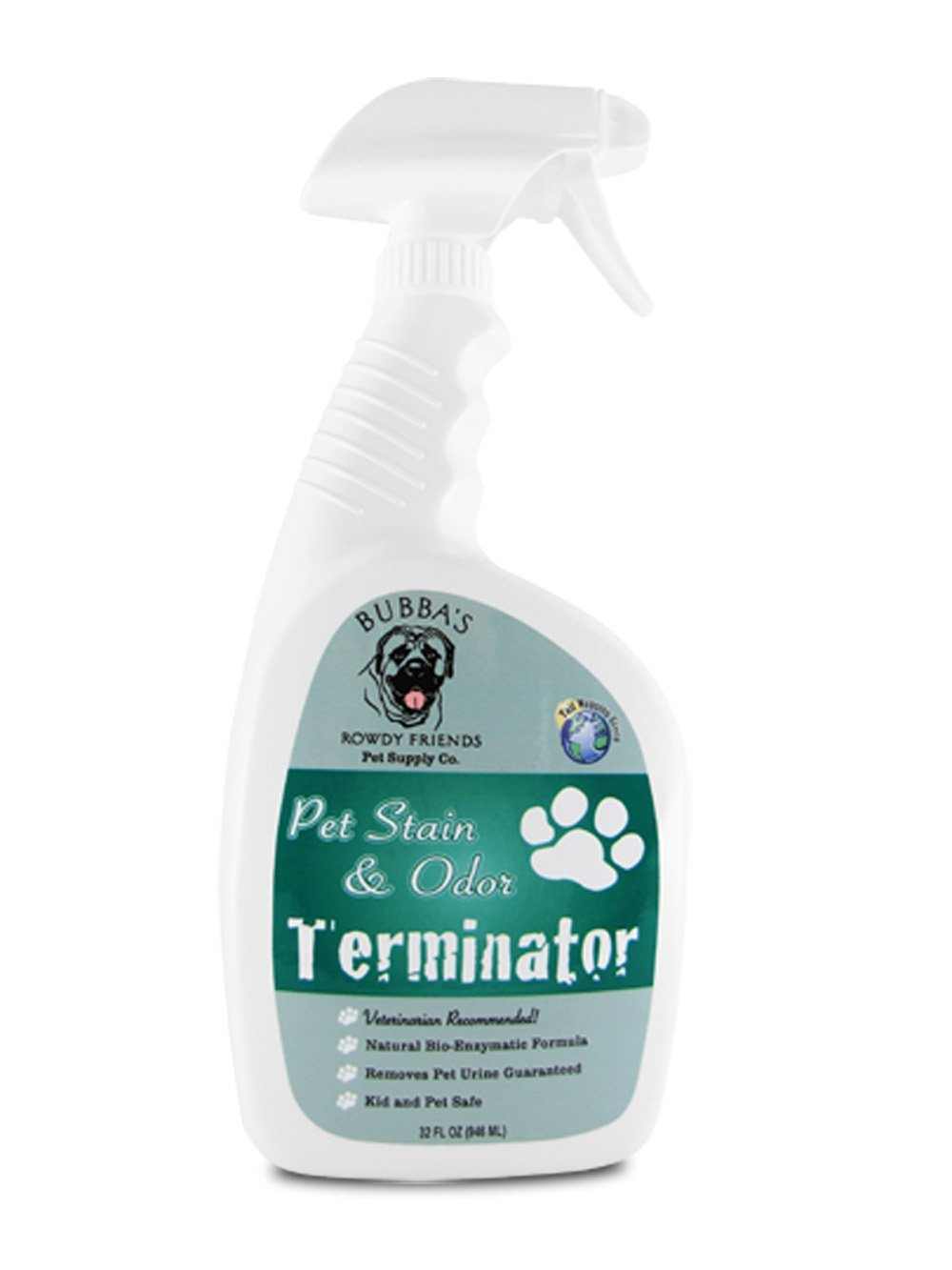 Bubba Rowdy and Friends Pet Stain and Odor Terminator