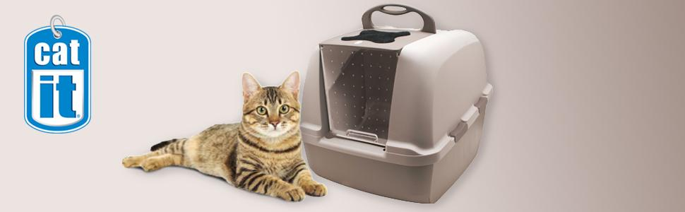 Top Litter Box for Big Cats
